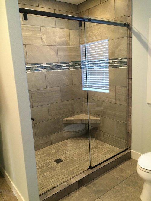 Heavy Glass Hydro-Slide Showers   Heavy Glass Hydro-Slide showers ...
