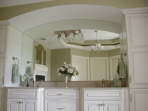 Arched Top Vanity Mirror