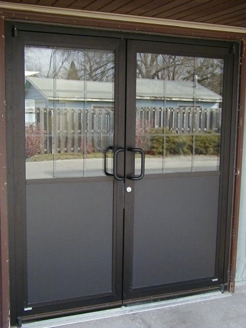 Aluminum And Hollow Metal Door Replacement Aluminum Hollow Metal