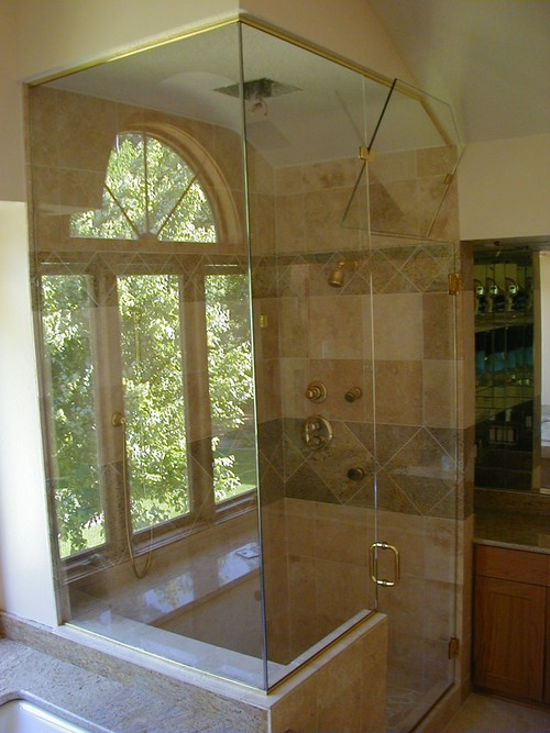 Heavy Glass Steam Showers | Steam Showers | Reflections Glass and Mirror